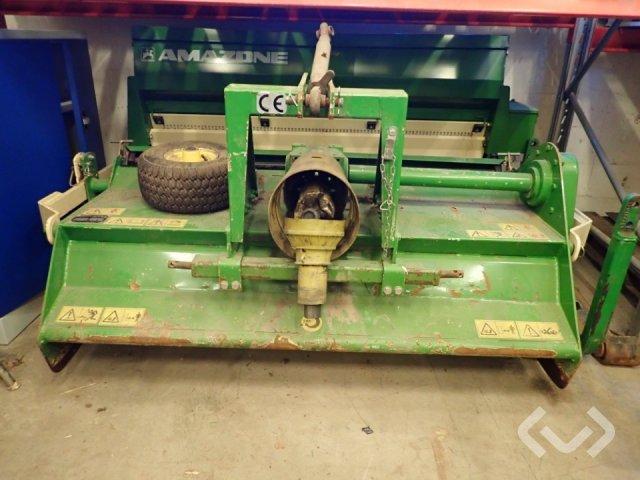 Amazone GBK15 Såmaskin med stengömmare och nätvält
